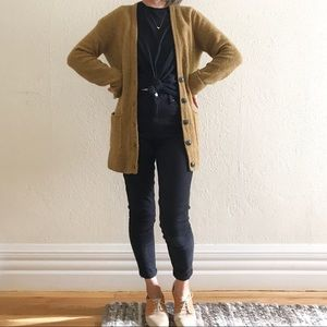 Madewell cardigan size small
